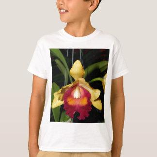 Camiseta Flor de la orquídea