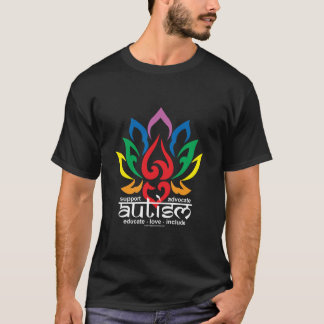 Camiseta Flor de Lotus del autismo