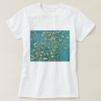 Camiseta Flor GalleryHD de la almendra de Vincent van Gogh