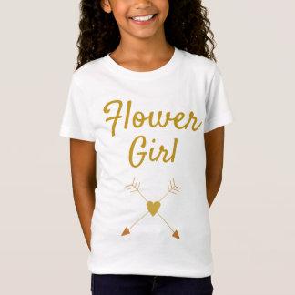 Camiseta Florista bonito