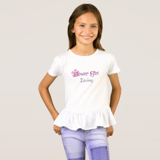 Camiseta Florista de encargo