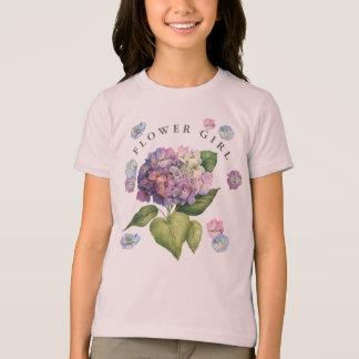 Camiseta Florista de los Hydrangeas