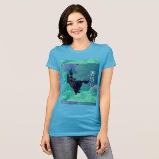 Camiseta flotación