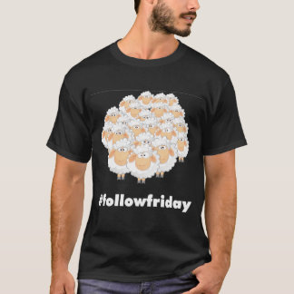Camiseta #followfriday del gorjeo