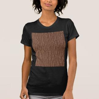 Camiseta Fondo abstracto de Brown