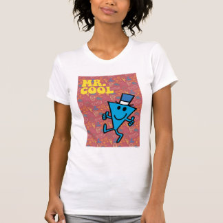 Camiseta Fondo colorido de Sr. Cool el |