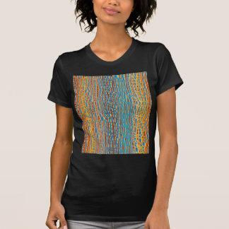 Camiseta Fondo multi del color