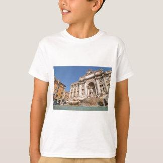Camiseta Fontana di Trevi en Roma, Italia