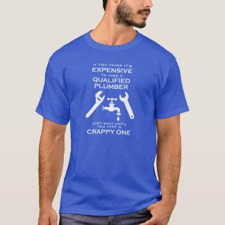 Camiseta Fontanero