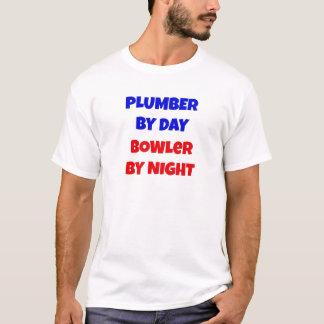 Camiseta Fontanero por el jugador de bolos del día por