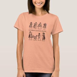 Camiseta Foote-flojo, 1603-1625