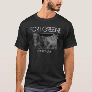 Camiseta FORT GREENE - 6 edificios
