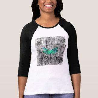 Camiseta fósil de la libélula