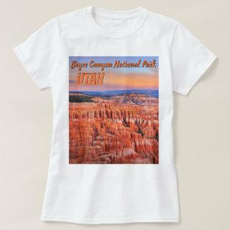 Camiseta Foto de la puesta del sol del desierto del