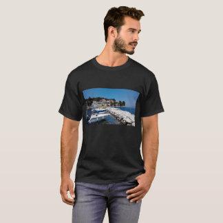 Camiseta foto del día de fiesta de botes