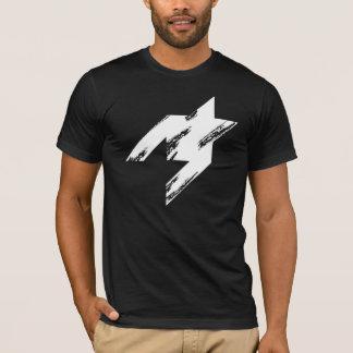 Camiseta Fractura del modelo
