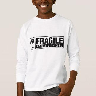 Camiseta Frágil dirija con cuidado