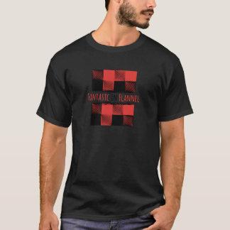 Camiseta Franela fantástica