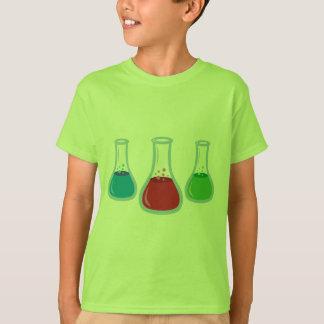 Camiseta Frascos de la ciencia