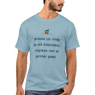 Camiseta Frases motivadoras