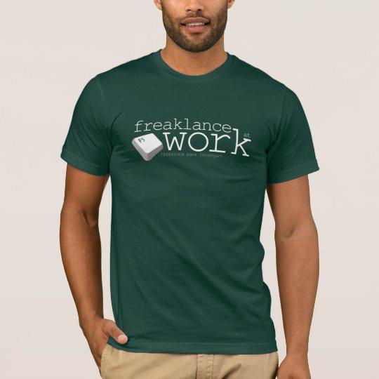Camiseta freaklance at work