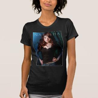 Camiseta Freeborn de los chicas de Natasha