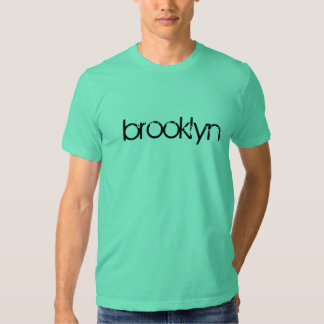 Camiseta fresca de Brooklyn