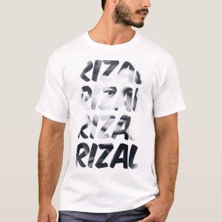 Camiseta fresca de la tipografía del activista de