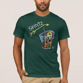 Camiseta fresca del hombre - Spritz Aperol -