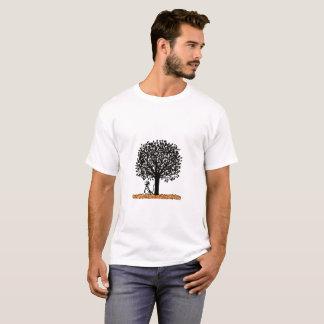 Camiseta fresca del mono