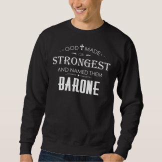 Camiseta fresca para BARONE