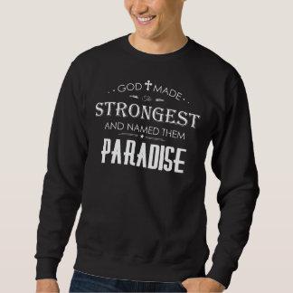 Camiseta fresca para el PARAÍSO