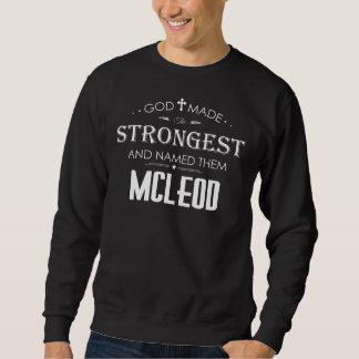 Camiseta fresca para MCLEOD