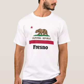 Camiseta Fresno California