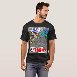 Camiseta Fricción no ey del dragón