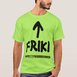 Camiseta Friki Color