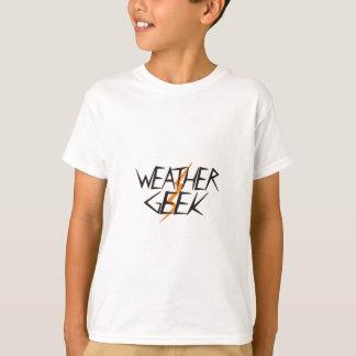 Camiseta Friki del tiempo