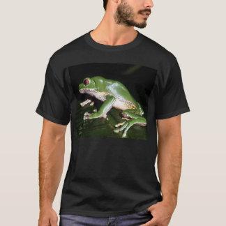 Camiseta frog2_dkbgrnd