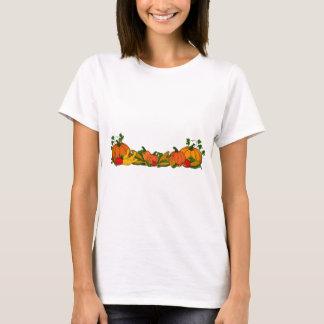 Camiseta frontera de la caída