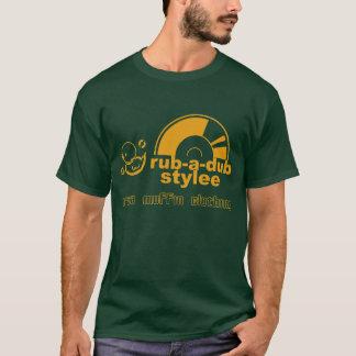 Camiseta Frotación-UNO-Copia Stylee (oro)