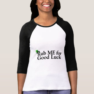Camiseta Fróteme para la buena suerte