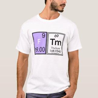Camiseta FTm (elementos)