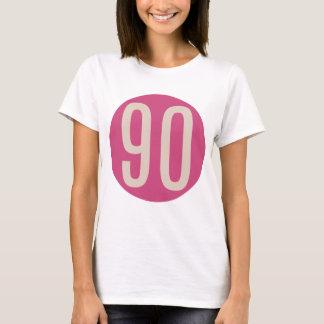 Camiseta Fucsia 90 - deportivo
