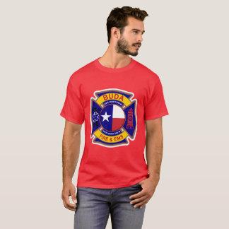 Camiseta Fuego de Buda Tejas y el ccsme