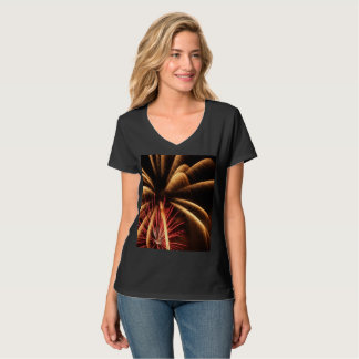 Camiseta Fuegos artificiales