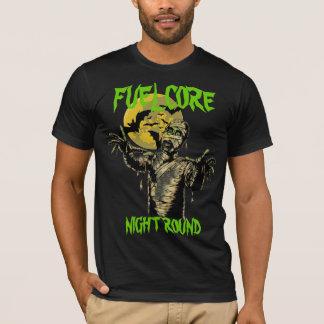 Camiseta FUELCORE night round
