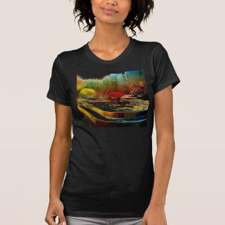 Camiseta Fuente de Stravinsky