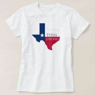 Camiseta fuerte de la bandera del estado de Harvey