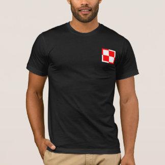 Camiseta Fuerza aérea polaca - variante