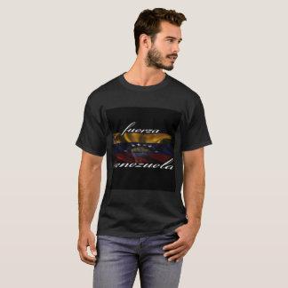 Camiseta fuerza venezuela